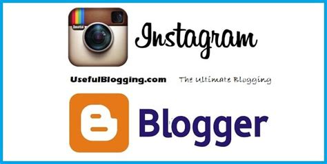 How To Add Instagram Follow Button In Blogger? (with Pictures