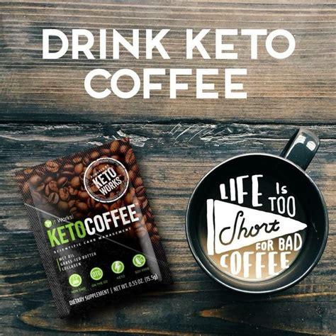It works keto coffee 2 packs 30 pcs + tfx 60 capsule. Pin on ~ It Works!