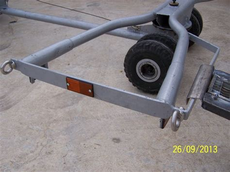 Chariot Porte Voiture by Chariot De Remorquage Depannage Type Dolly