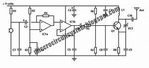 Fm Transmitter Circuit Using Lm358