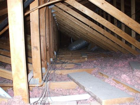 how to wire an attic electrical outlet and light fishing wires for a home security system