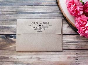 unavailable listing on etsy With return address rubber stamps for wedding invitations