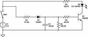 time delay on circuit electrical engineering stack exchange With delay circuit