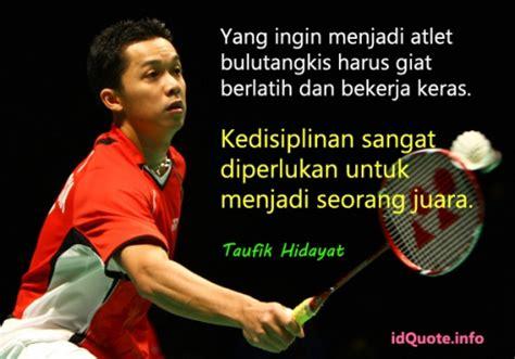 taufik hidayat quotes quotesgram