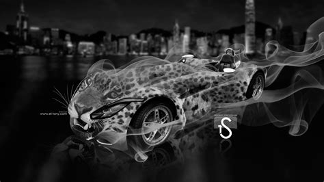 veritas rs fantasy leopard smoke car  el tony