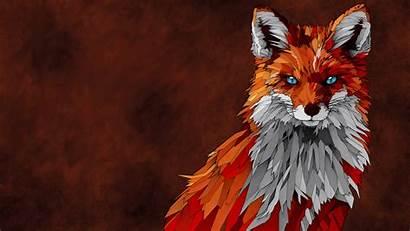 Fox Artwork Wallpapers Artist Digital 4k Backgrounds