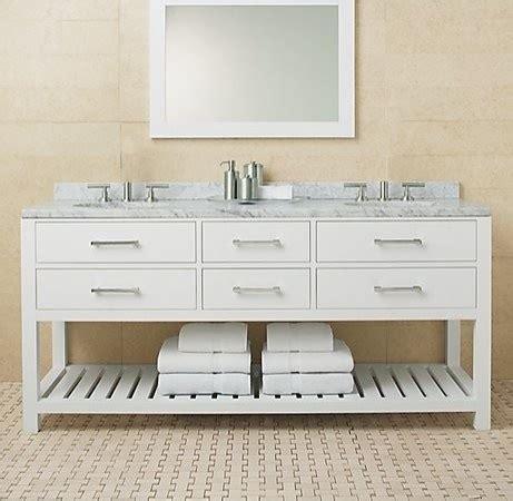 restoration hardware bathroom vanities and cabinets restoration hardware vanity restoration hardware my