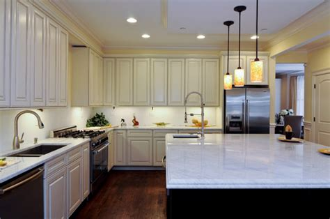 the cabinet lighting led warm white or cool white