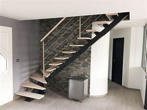 les 25 meilleures idees de la categorie escalier quart With peindre un escalier en bois brut 3 escalier bois escalie bois metal decouvrez 20 escaliers