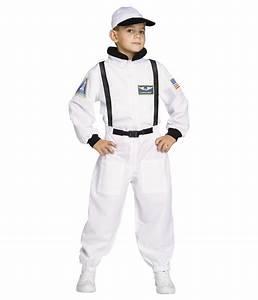 Shuttle Commander Astronaut Boys Costume - Professional ...