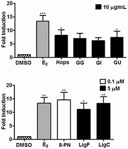 Estrogen Responsive Gene  Tff1  Induction In T47d Cells By A  Licorice