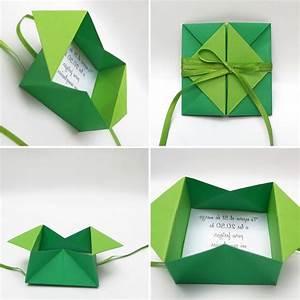 Comment Faire Une Boite En Origami : comment faire une boite en origami origami facile 100 animaux fleurs en papier et d co maison ~ Dallasstarsshop.com Idées de Décoration