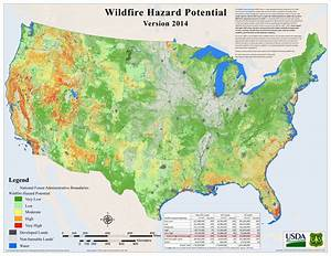Classified 2014 Whp  Gis Data And Maps