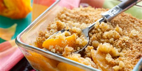 Palisade Peach Crisp Mooo Recipes