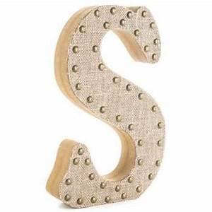 s studded burlap letter hobby lobby from hobby lobby With burlap letters hobby lobby