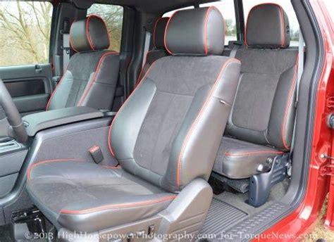 seats    ford  fx torque news