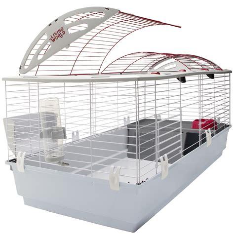 new living world deluxe guinea pig weasel habitat