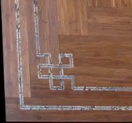 flooring celtic knot forest verde