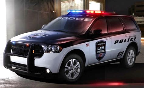 introducing  dodge durango special service police