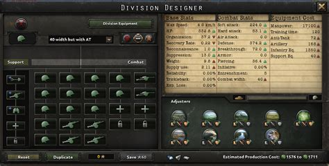 hoi4 division template new look here for basic division templates hoi4