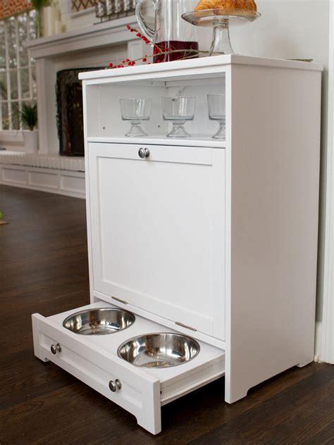 pet food cabinet photos hgtv