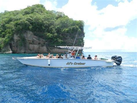Speed Boat Tours by Jj Speed Boat Tour Castries St Lucia Top Tips Before