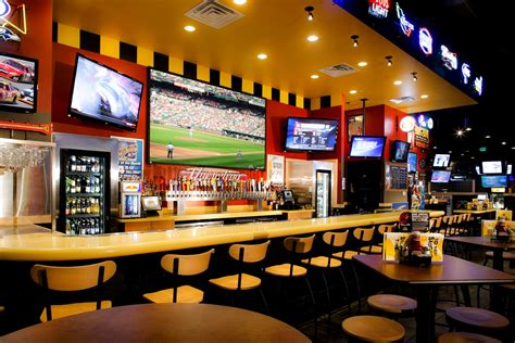 Restaurant Architects Portfolio: Buffalo Wild Wings