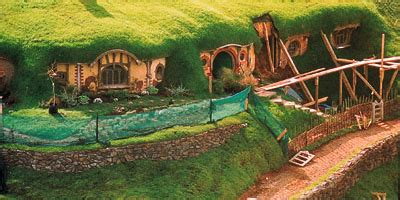 maison de hobbit construction noch mehr fotos hobbingen