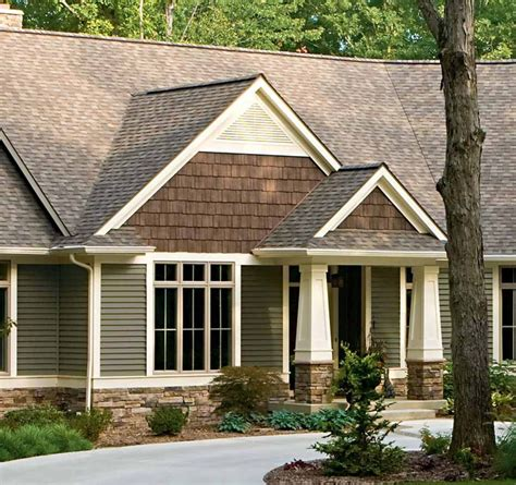 25 best ideas about mastic siding on exterior