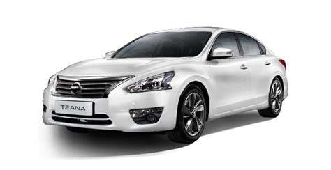 Nissan Teana Picture by Nissan Malaysia Teana Overview