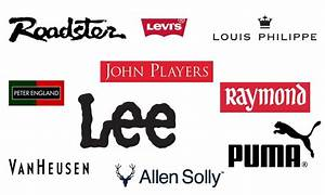 Top 10 Shirt Brands In India | Brand | Pinterest | Logos