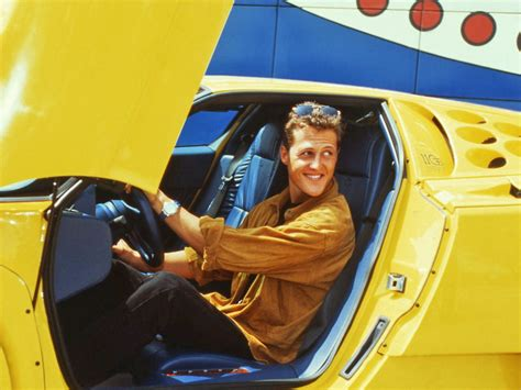Micheal schumacher's bugatti eb110 super sport has gone on sale on a specialist website for a cool half a million quid. Michael Schumacher   ♥ #1 Tumblr