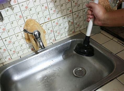 unblock kitchen sink drain 55 best images about unclogging drains on 6487