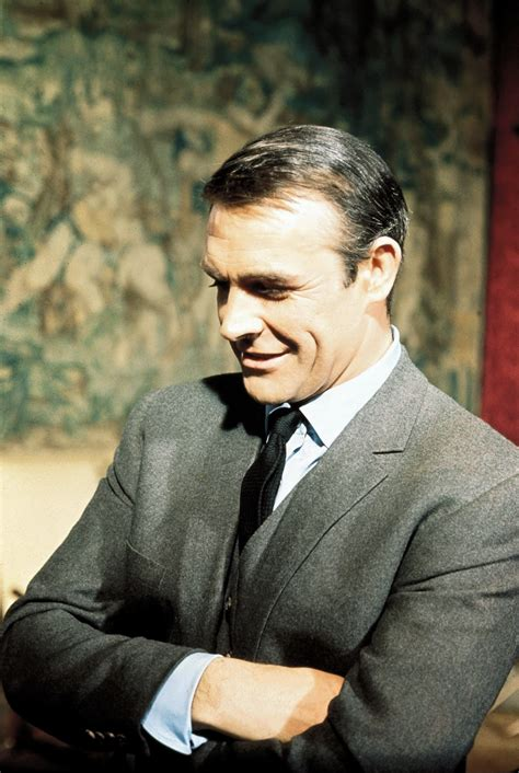 sean connery james bond film review sean connery shows how to wear flannel