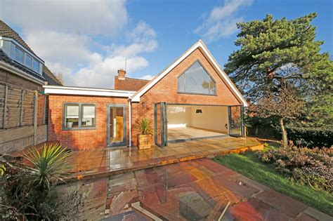 Dormer Bungalow by Dormer Bungalow In Tamworth Road In Sutton Coldfield