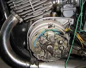 Powerdynamo For Kawasaki H1a  H1b  Mach Iii