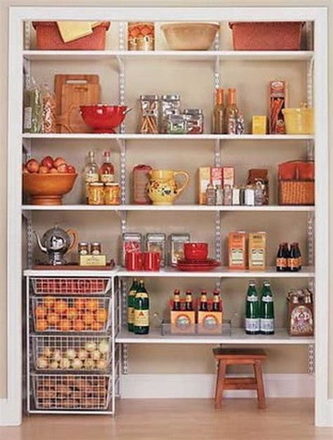 kitchen pantry shelf ideas 31 kitchen pantry organization ideas storage solutions removeandreplace com