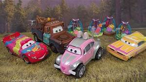 MATER & THE EASTER BUGGY DIECASTS, NEW 2017 CARS MATTEL ...