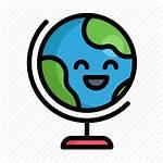 Education Icon Globe Icons Data Editor Open