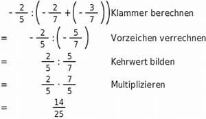 Brüche Berechnen : rechnen mit negativen br chen ~ Themetempest.com Abrechnung