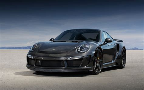 2015 Topcar Porsche 911 Turbo Wallpaper