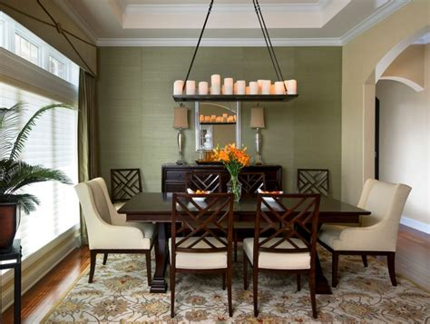 21+ Green Dining Room Designs, Decorating Ideas