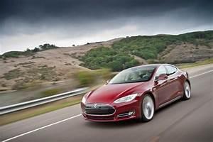 Tesla Roadster Occasion : la tesla model s en leasing aux usa ~ Maxctalentgroup.com Avis de Voitures