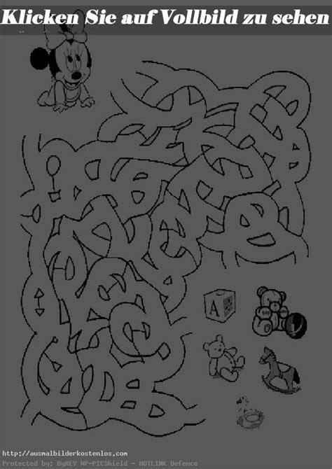 ausmalbilder labyrinthe  ausmalbilder kostenlos