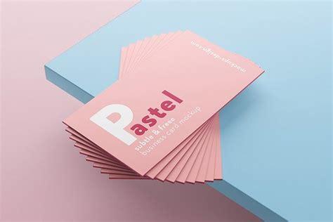 business card mockup templates  premium