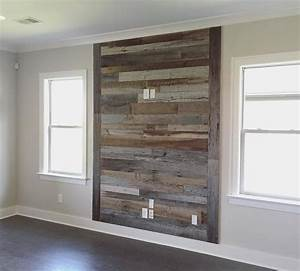 urban wood company we completed this barn wood tv accent With barnwood tv wall