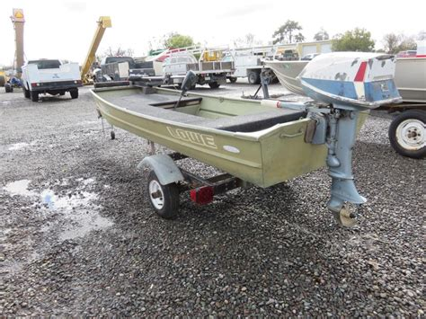 Fishing Boat And Trailer by 12 Fishing Boat And Trailer Bidcal Inc Live