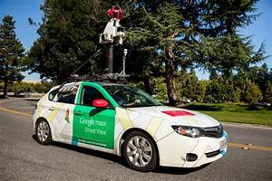 Google Street View Car : google brings its air mapping street view cars to california the verge ~ Medecine-chirurgie-esthetiques.com Avis de Voitures