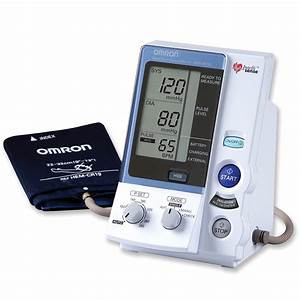 Omron Hem-907 Intellisense Blood Pressure Monitor