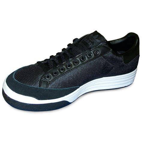 Adidas Rod Laver Tennis Shoes Blackwhite  World Footbag